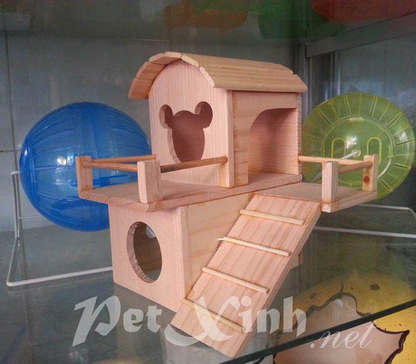 Nhà lầu hamster