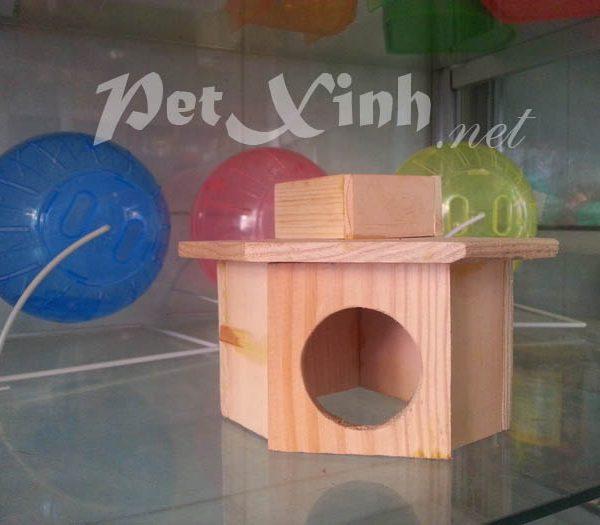 nhà máng ăn cho hamster
