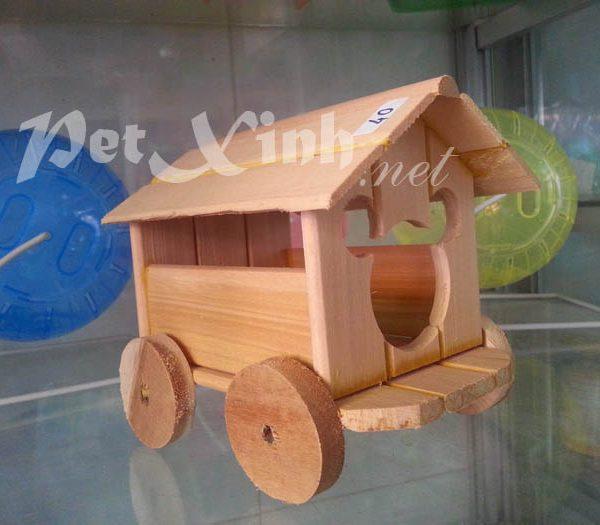 nhà xe ngựa hamster