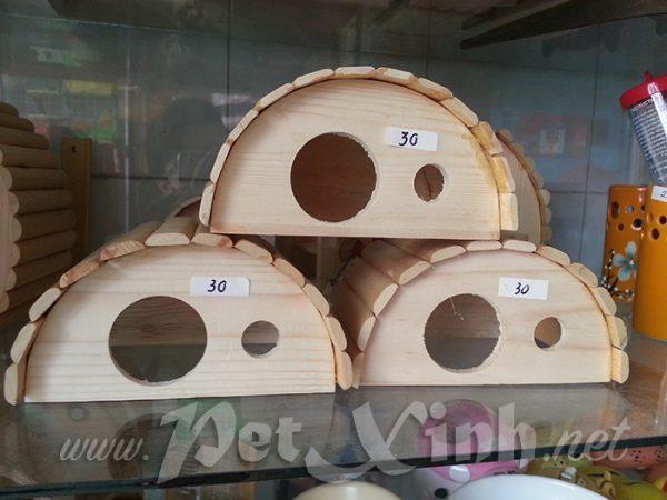 Nhà mái vòm cho hamster