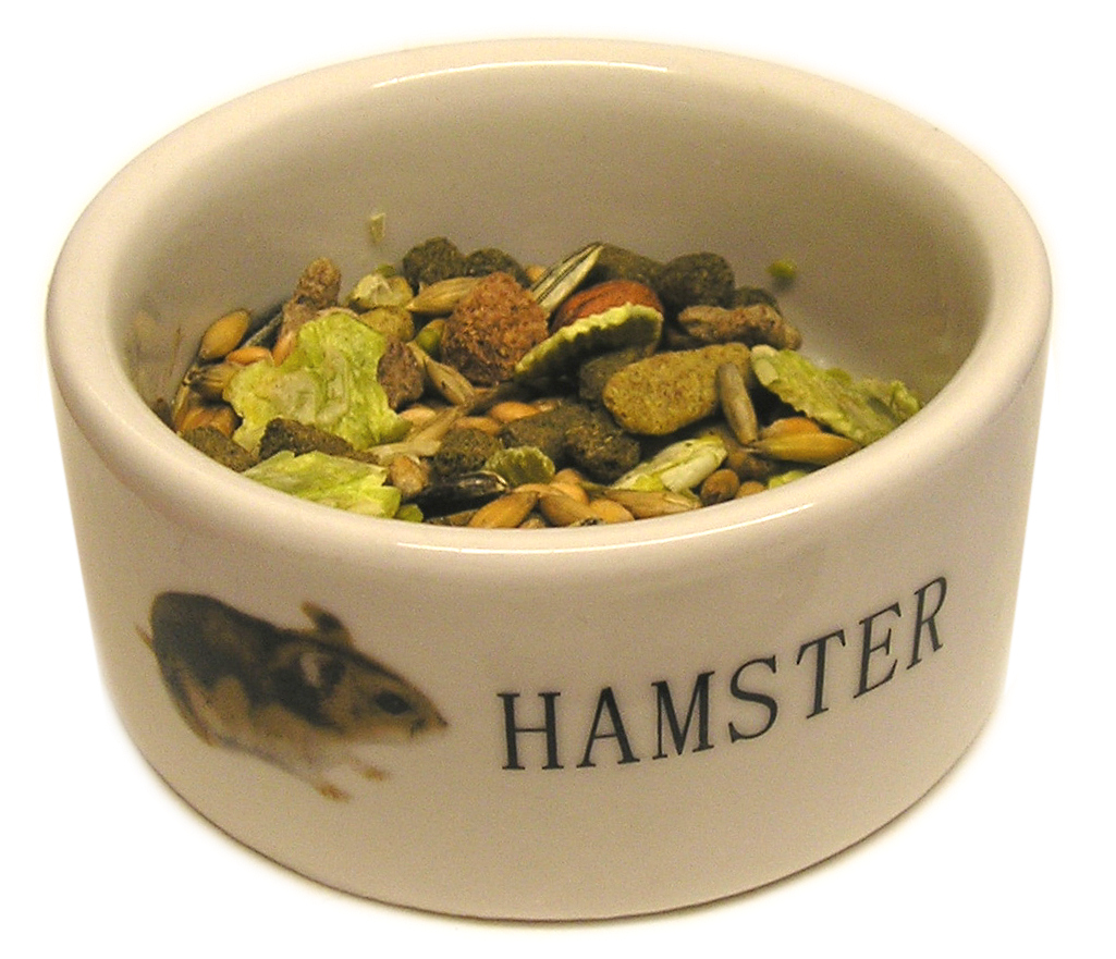 Thức ăn cho hamster