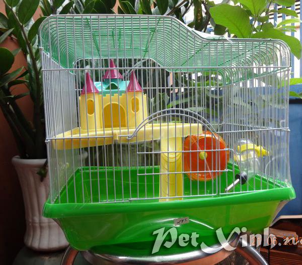 chuồng nuôi lồng nuôi hamster giá rẻ tp.hcm gò vấp