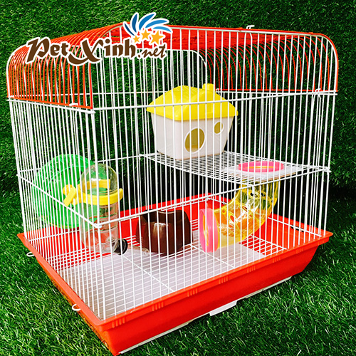 Lồng hamster 9# 1