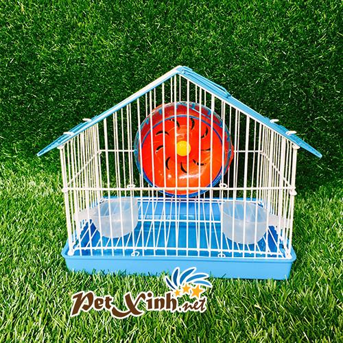 Lồng hamster mini 1