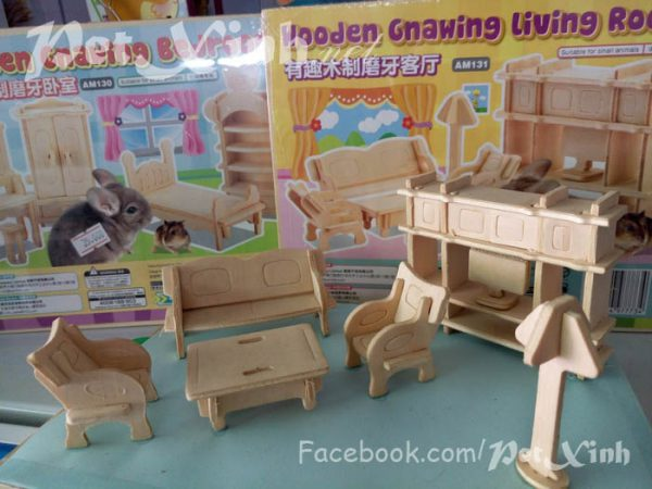 nội thất mini cho hamster