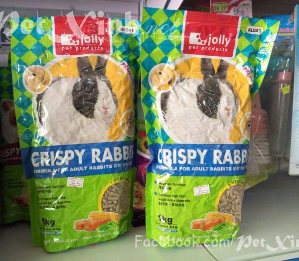Cám thỏ Crispy rabbit