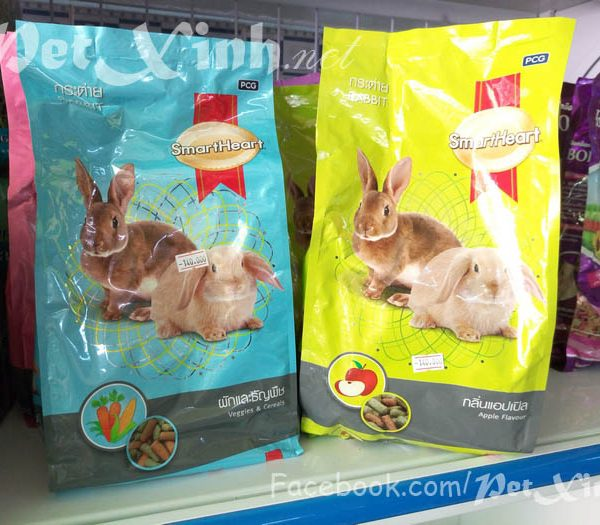 Có nén cho thỏ