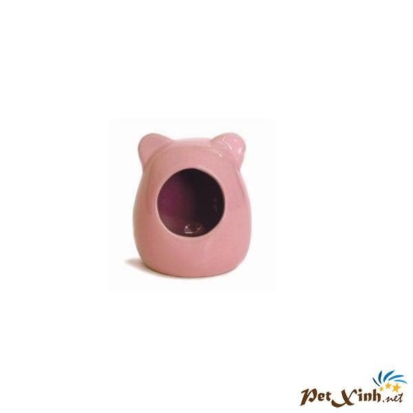 Phòng Ngủ Con Mèo Màu Hồng