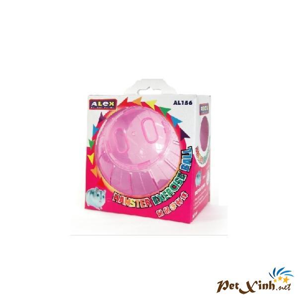"""Bóng Chạy Hamster Hồng 5.5"""""""