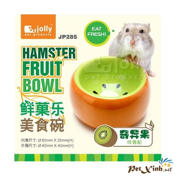 Chén Ăn Kiwi Cho Hamster