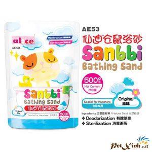 Cát Tắm Hamster 500g - Hương Tự Nhiên