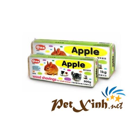 dăm bào mùn cưa hương táo
