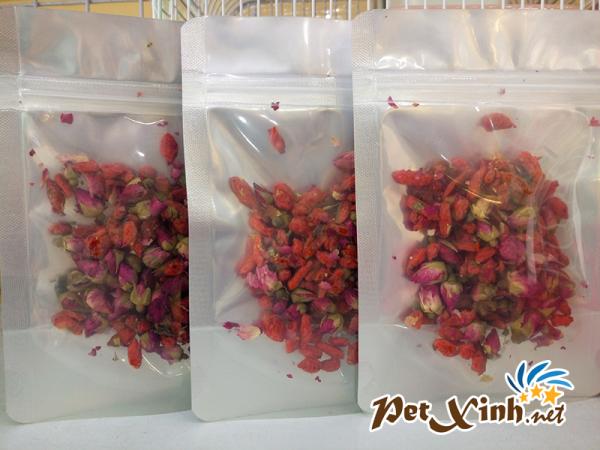 Hoa hồng sấy khô 35g 1