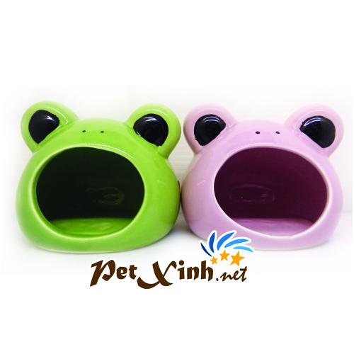 nhà ngủ ếch