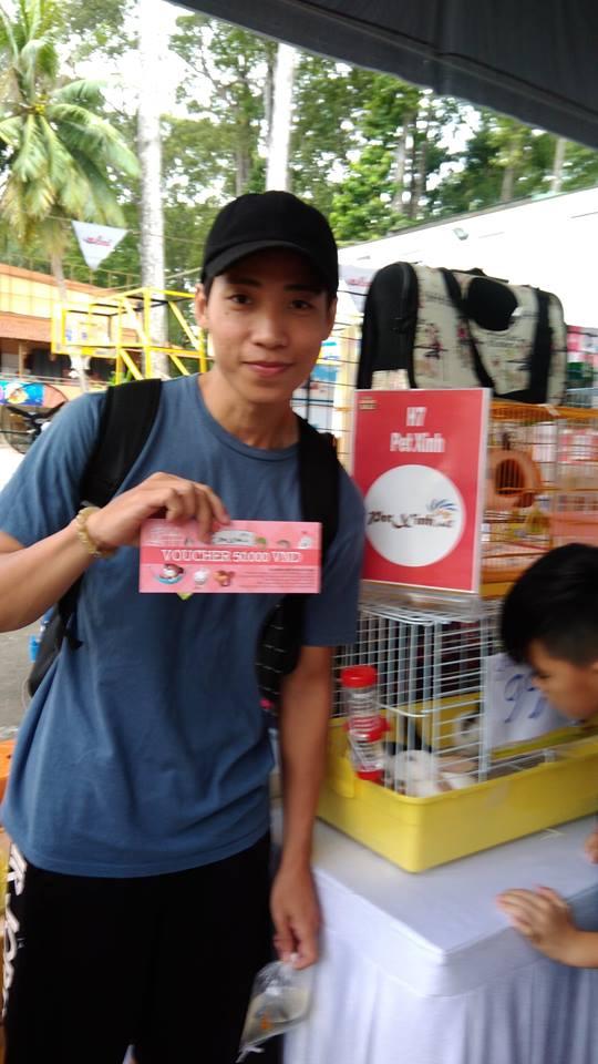 PetXinh tại hội chợ thú cưng Lozi 26