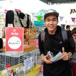 PetXinh tại hội chợ thú cưng Lozi 9