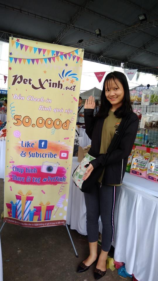 PetXinh tại hội chợ thú cưng Lozi 25