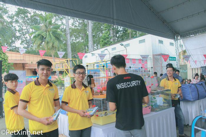 PetXinh tại hội chợ thú cưng Lozi 6
