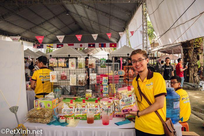 hội chợ thú cưng PetXinh