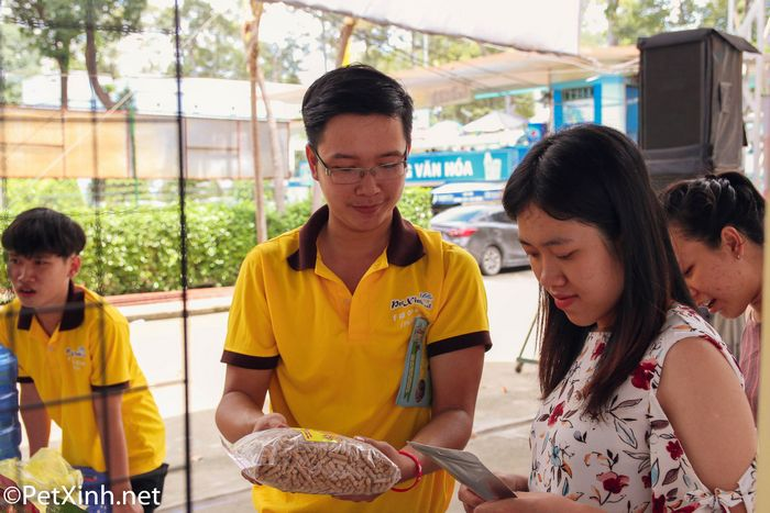 PetXinh tại hội chợ thú cưng Lozi 5