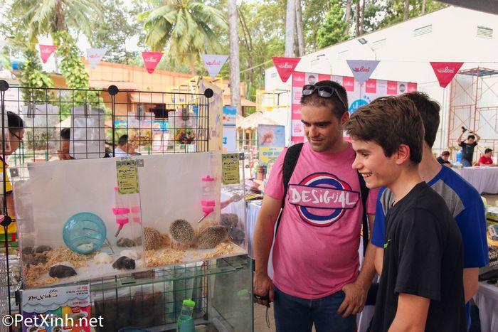 PetXinh tại hội chợ thú cưng Lozi 4