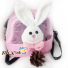 Túi đựng thú cưng hình thỏ 4