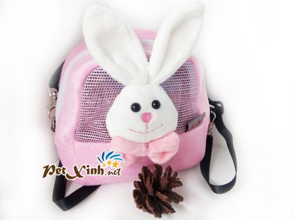 Túi đựng thú cưng hình thỏ 1