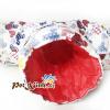 Ống chui vải (màu đỏ) 2