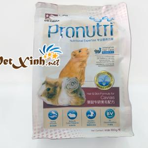 pronutri cho bọ ú guinea pig