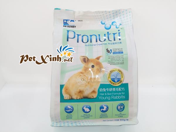 pronutri cho thỏ