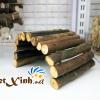 Thang gỗ uốn cong đa năng 3