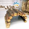 Thang gỗ uốn cong đa năng 2