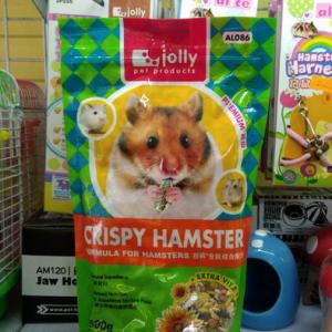 jolly crispy hamster