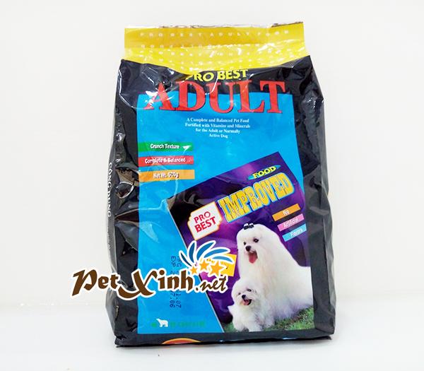 thức ăn cho chó Adult