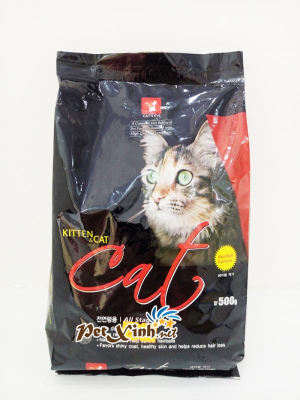 thức ăn cho mèo Cat