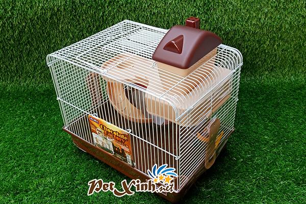 lồng hamster nhà máy sô cô la