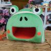 Nhà vải hình thú (ếch)