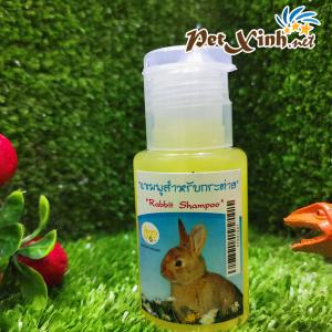 Sữa tắm mini cho thỏ