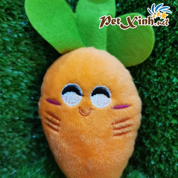 Cà rốt bằng vải