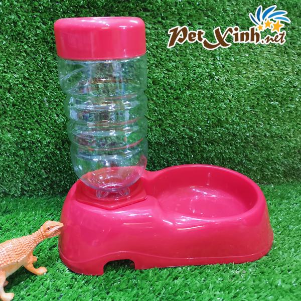 Chén ăn bình nước 2in1 nhựa