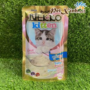 Thức ăn cho mèo Neko Kitten