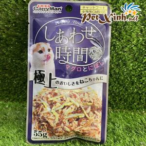 Thức ăn cho mèo Cattyman