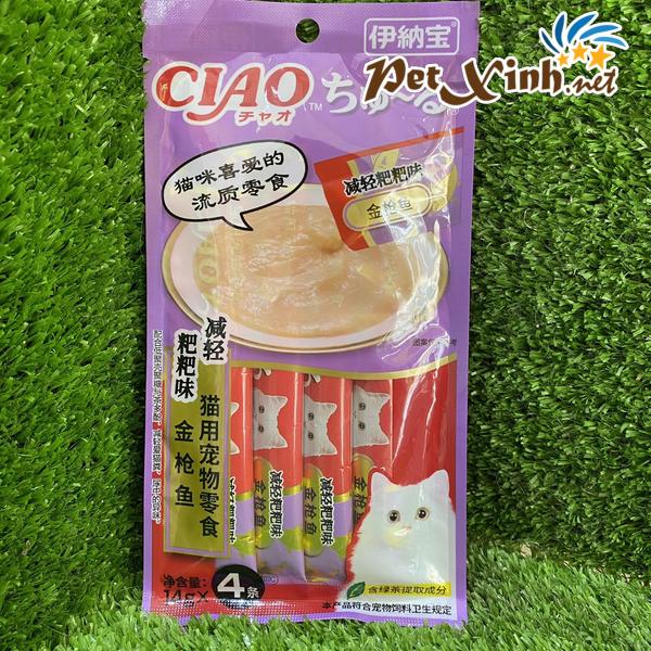 Thức ăn cho mèo Ciao