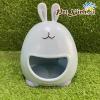Nhà ngủ thỏ xanh