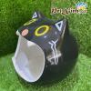 Nhà ngủ sứ hình mèo thanh lý 2