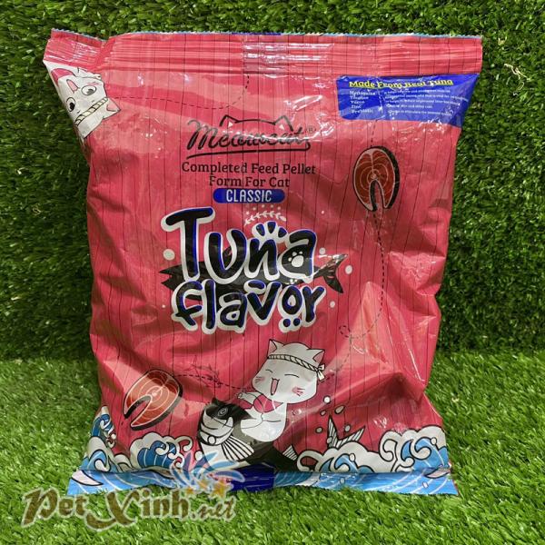 Thức ăn cho mèo Meowcat cá ngừ của Thái
