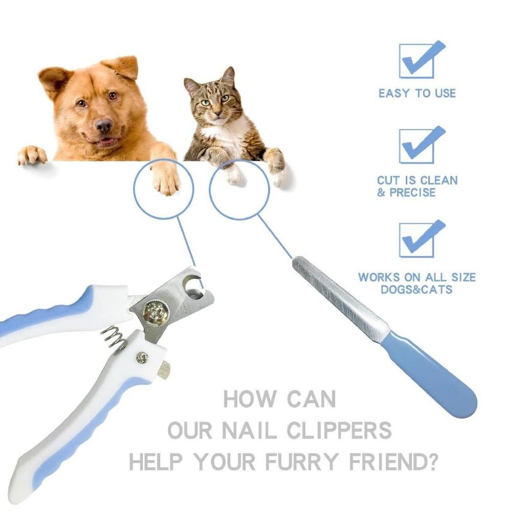 Bộ kềm dũa cắt tỉa móng cho thú cưng