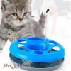đĩa vờn bóng đĩa xoay bóng cho mèo