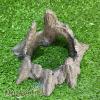 Khúc cây bằng đá trang trí cho bò sát 2
