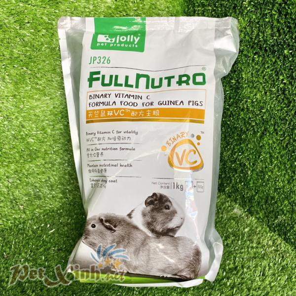 Thức ăn bọ FullNutro vitamin C